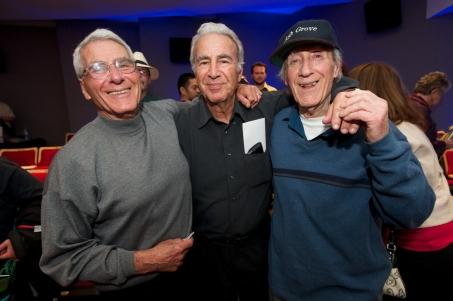 Sherman Pearl, Ed Pearl, Bernie Pearl