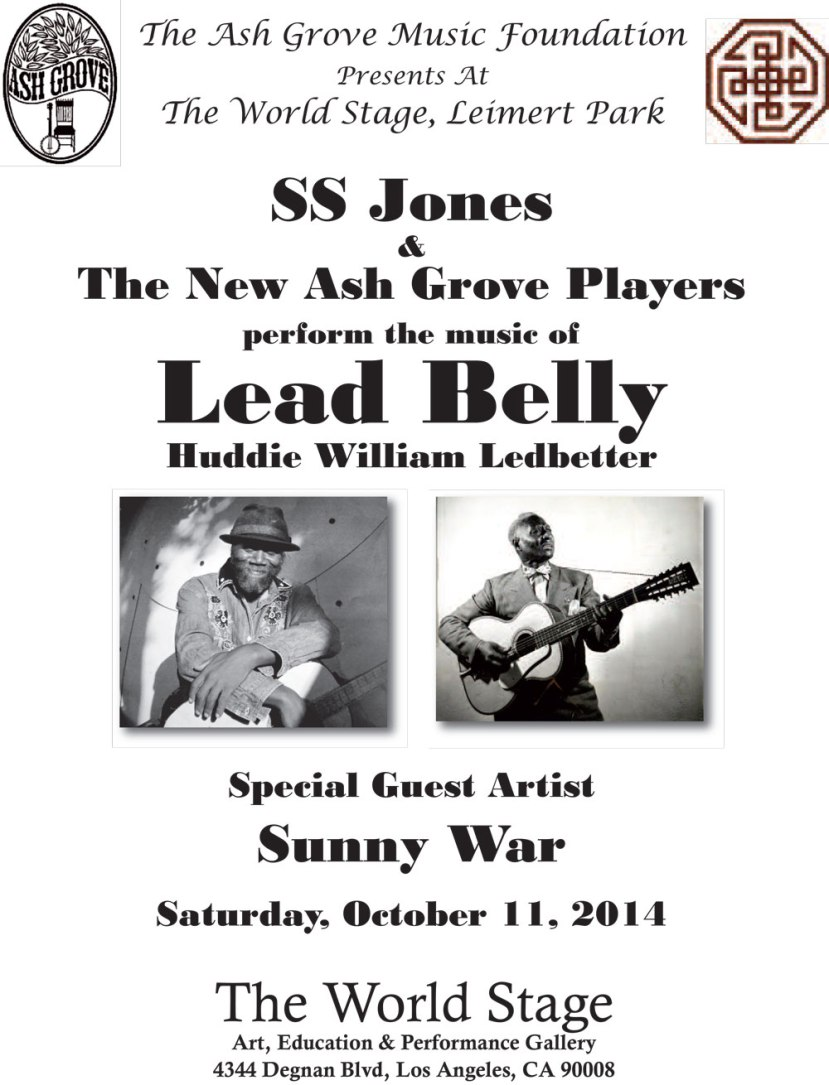 Leadbelly_Cover_Program