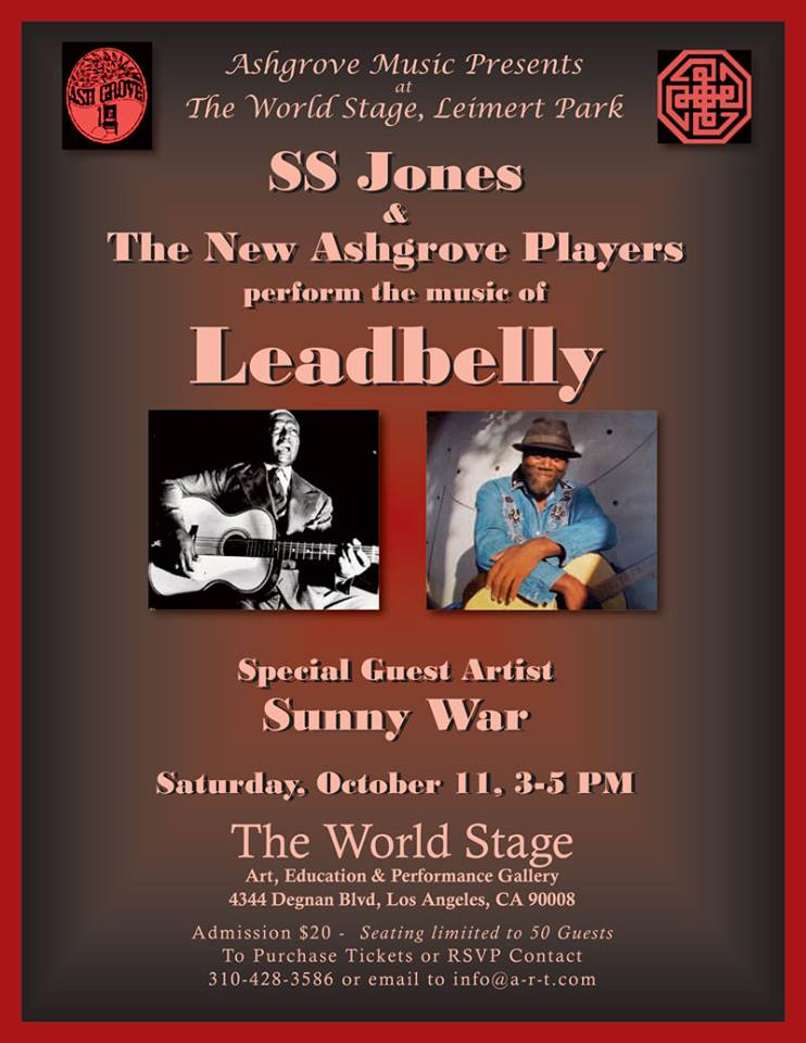 Leadbelly_Flyer