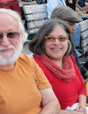 Stefani Rosenberg, with Milt